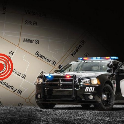 Police Technology GPS tracking