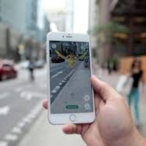 Augmented reality game launches in Canada