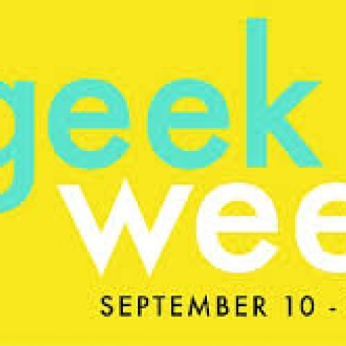 geek week waterloo region