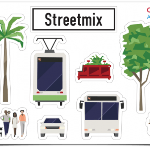 Street Mix: open source transit application for smart city citizen engagement
