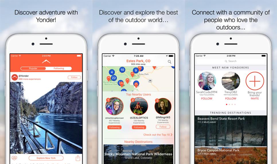 Yonder Music Service - Cardinal Peak |Yonder App